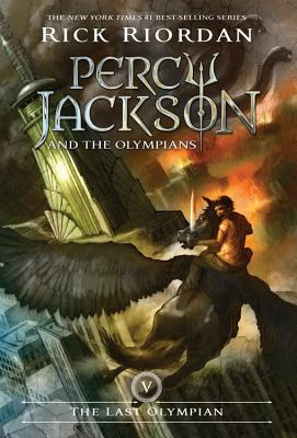 Image for Percy Jackson and the Olympians, Book Five: Last Olympian, The (Walmart Customer Specific)