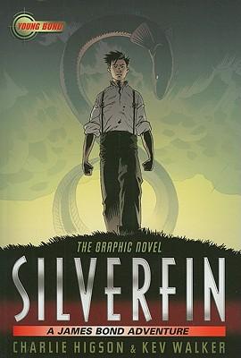 SilverFin: The Graphic Novel (A James Bond Adventure), Charlie Higson