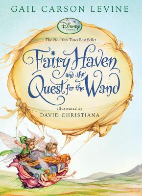 Image for Fairy Haven and the Quest for the Wand (Disney Fairies)