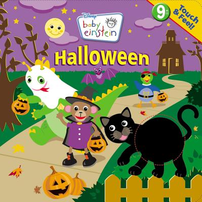 Image for Baby Einstein: Touch and Feel Halloween (A Touch-and-feel Book)
