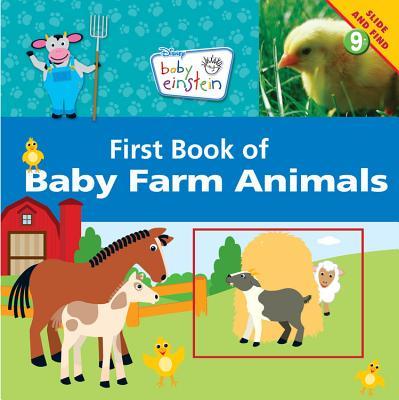 Image for Baby Einstein: First Book of Baby Farm Animals (Disney Baby Einstein)