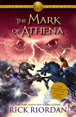 Image for The Heroes of Olympus, Book Three The Mark of Athena (Heroes of Olympus, The Book Three) (The Heroes of Olympus (3))