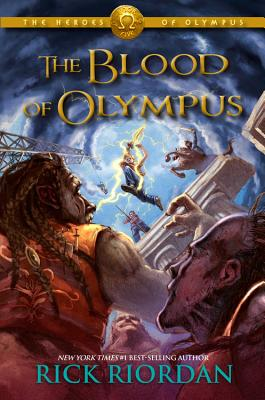 Image for The Heroes of Olympus Book Five: The Blood of Olympus