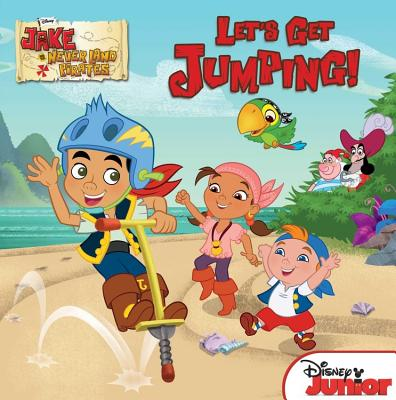 Image for Jake and the Never Land Pirates: Let's Get Jumping!