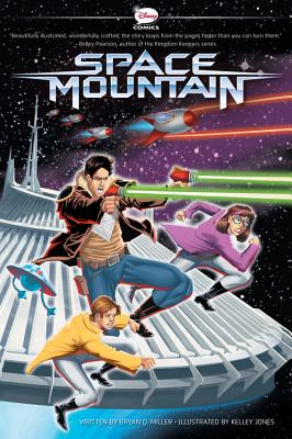 Image for Space Mountain: A Graphic Novel (Disney Original Graphic Novel)