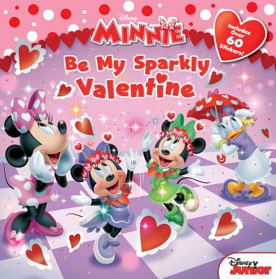 Image for Minnie Be My Sparkly Valentine