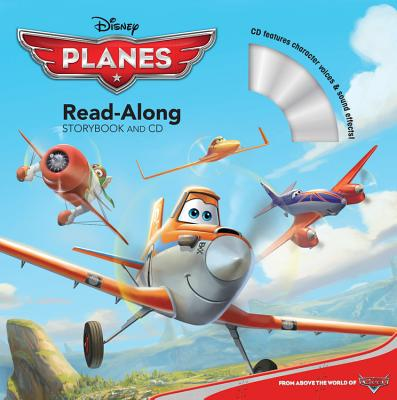Image for Planes Read-Along Storybook and CD