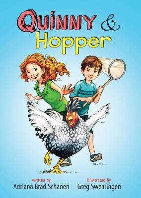 Image for Quinny & Hopper (Quinny & Hopper, 1)