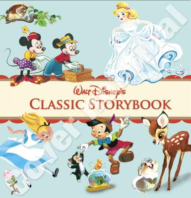 Image for Walt Disney's Classic Storybook (Volume 3) (Storybook Collection)