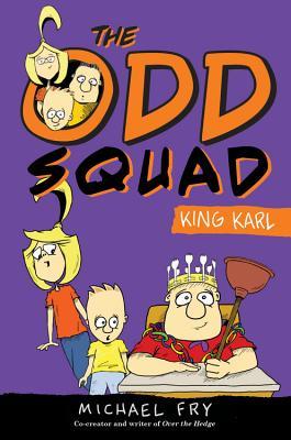 Odd Squad, The, Michael, Fry