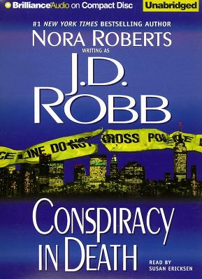 Image for CONSPIRACY IN DEATH #8 EVE AND ROARKE