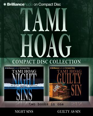 Image for Tami Hoag CD Collection 1: Night Sins and Guilty as Sin