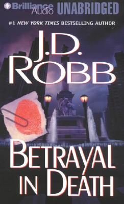 Image for BETRAYAL IN DEATH UNABRIDGED CD