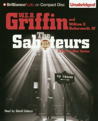 Image for Saboteurs, The: A Men at War Novel (Men at War)