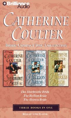 Image for Catherine Coulter Bride CD Collection 1: The Sherbrooke Bride, The Hellion Bride, The Heiress Bride