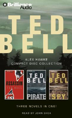 Image for Ted Bell Alex Hawke CD Collection: Assassin, Pirate, Spy (Hawke Series)