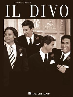 Image for IL DIVO (Piano/Vocal/Guitar Artist Songbook)