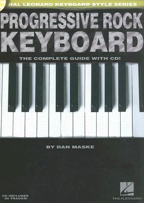 Image for Progressive Rock Keyboard: Hal Leonard Keyboard Style Series