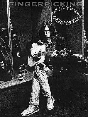 Image for Fingerpicking Neil Young - Greatest Hits: Fingerpicking Guitar Series
