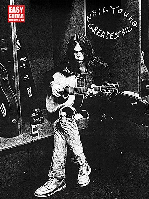 Image for Neil Young Greatest Hits Easy Guitar With Notes And Tab