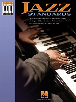 Image for Jazz Standards Note for Note Piano Transcriptions (Note-for-Note Keyboard Transcriptions)