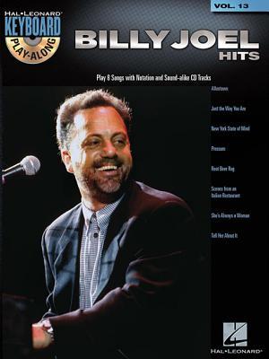 Image for Billy Joel Hits Keyboard Play-Along Vol. 13 BK/CD (Hal Leonard Keyboard Play-Along)