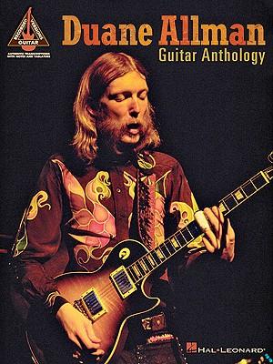 Image for Duane Allman Guitar Anthology (Guitar Recorded Versions)