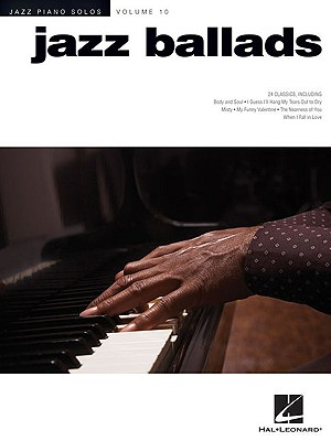 Image for Jazz Ballads: Jazz Piano Solos Series Volume 10 (Jazz Piano Solos (Numbered))