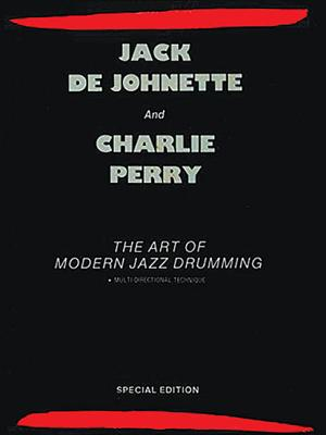 Image for Art Of Modern Jazz Drumming The