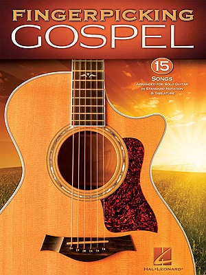 Image for Fingerpicking Gospel (Guitar Solo)