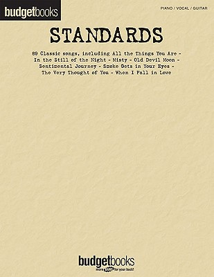 Image for Standards: Budget Books