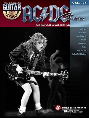 AC/DC Classics: Guitar Play-Along Volume 119 (Book & Online Audio), AC/DC