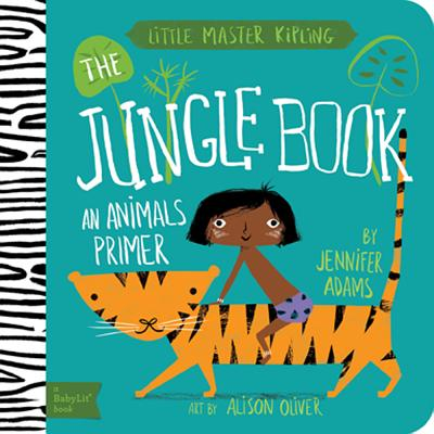 Image for The Jungle Book: An Animals Primer (BabyLit Books)