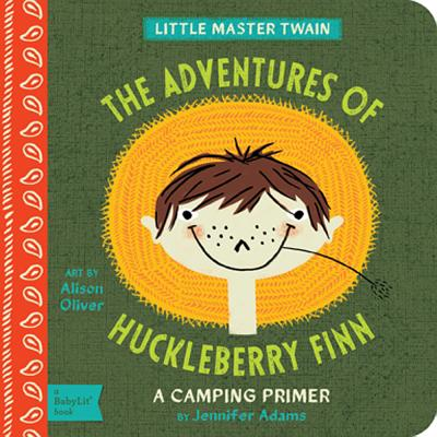 Image for Adventures of Huckleberry Finn (BabyLit Books)