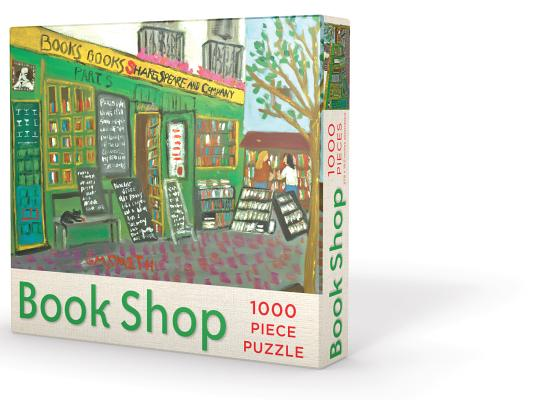 Image for Book Shop Puzzle
