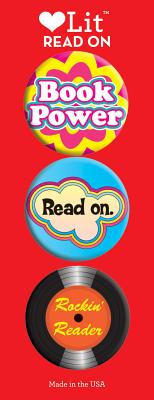 Image for READ ON 3-BUTTON ASSORTMENT