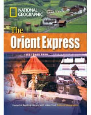 Image for Orient Express, The: Footprint Reading (British) Library Book with MultiROM