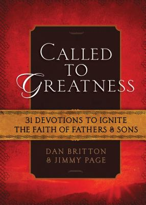 Image for Called to Greatness: 52 Devotions For Fathers & Sons