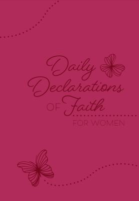 Image for Daily Declarations of Faith: For Women