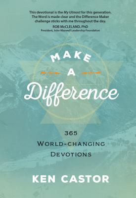 Image for Make a Difference: 365 World-Changing Devotions