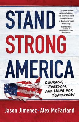 """Image for """"Stand Strong America: Courage, Freedom, and Hope for Tomorrow"""""""