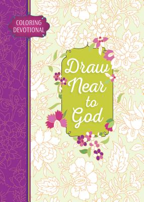 Image for Draw Near to God: Coloring Devotional (Majestic Expressions)