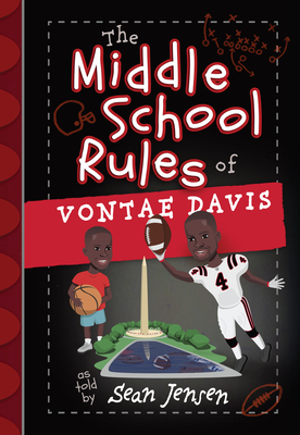 Image for The Middle School Rules of Vontae Davis: as told by Sean Jensen