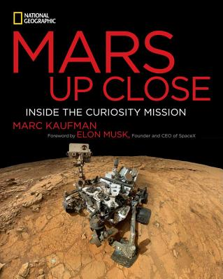 Image for Mars Up Close: Inside the Curiosity Mission