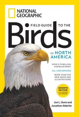 Image for National Geographic Field Guide to the Birds of North America, 7th Edition