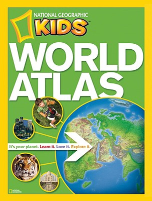 Image for NG Kids World Atlas (National Geographic Kids World Atlas)