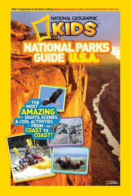 Image for National Geographic Kids National Parks Guide USA