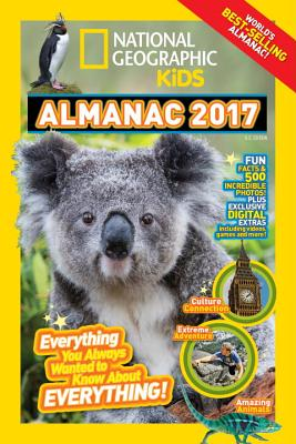 Image for National Geographic Kids Almanac 2017: Everything You Always Wanted to Know Abou
