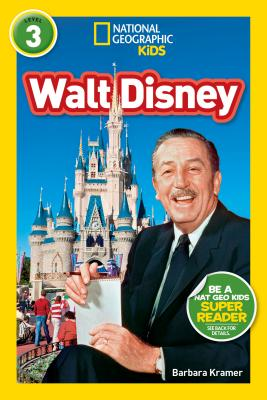 Image for National Geographic Readers: Walt Disney (L3) (Readers Bios)