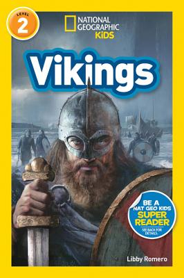 Image for National Geographic Readers: Vikings (L2)